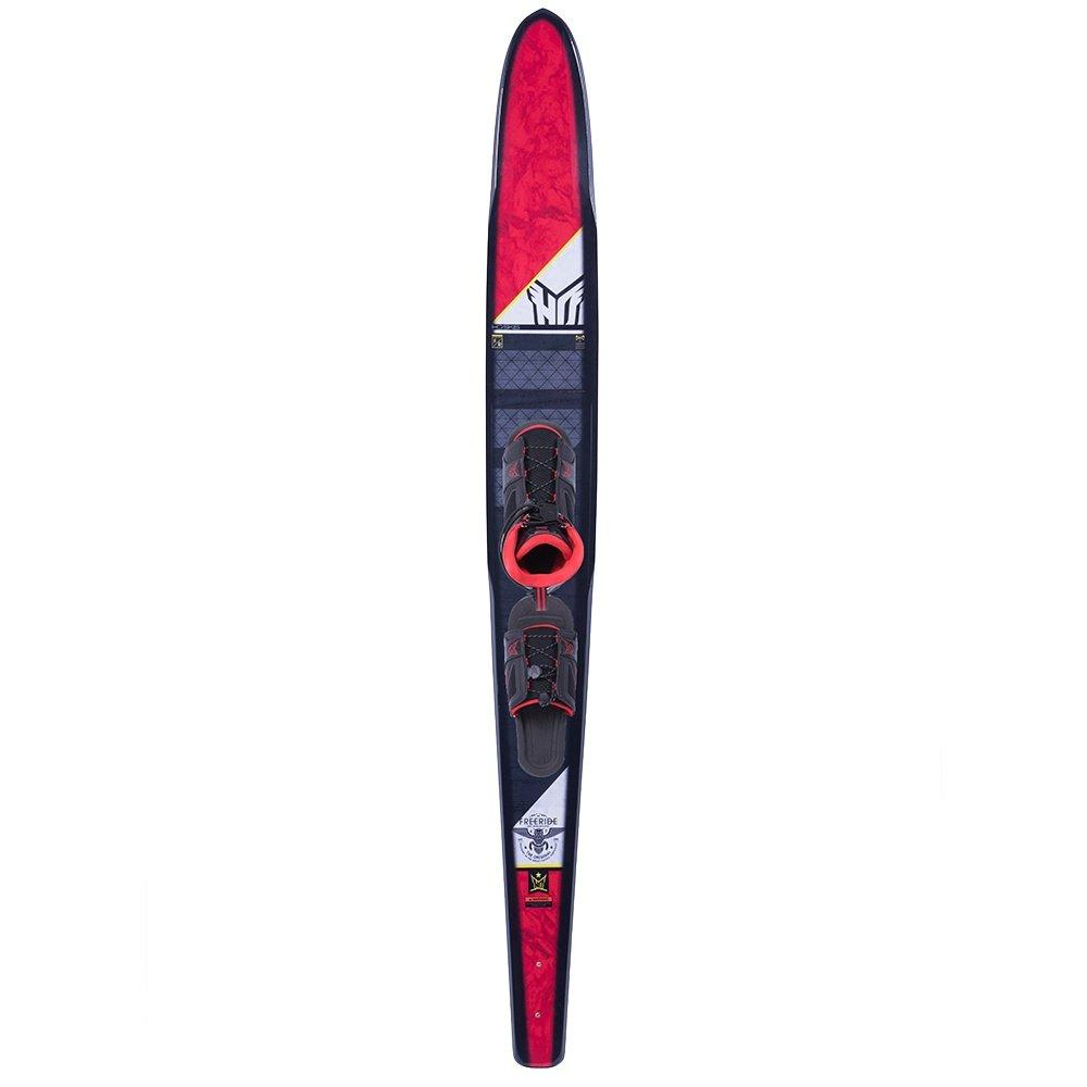 "HO 67""Freeride Waterski with Freemax Binding and Adjustable Rear Toe Piece -"