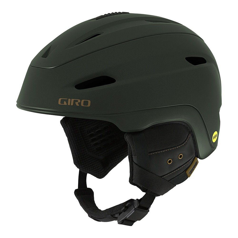 Giro Zone MIPS Snow Helmet (Men's) - Matte Olive POW