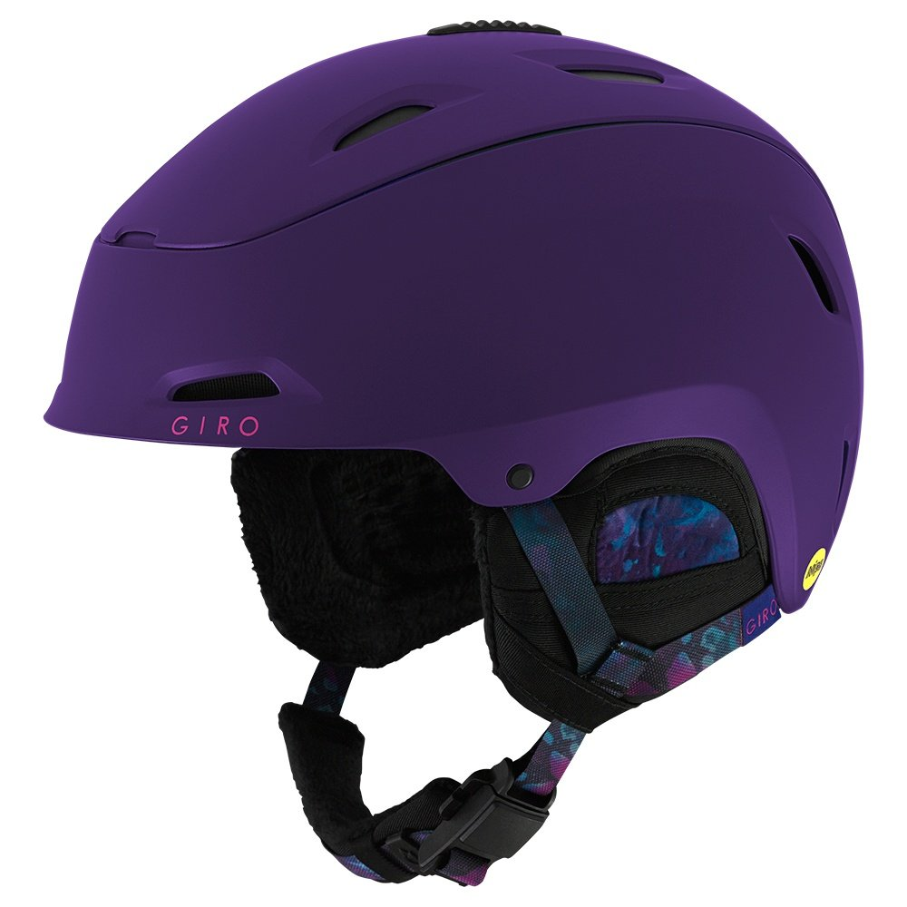 Giro Stellar MIPS Helmet (Women's) - Matte Purple Tidepool