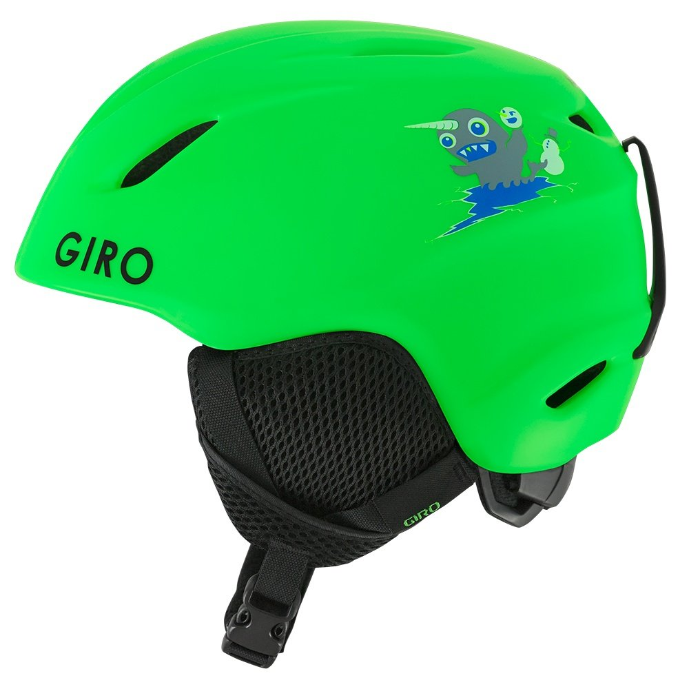 Giro Launch Helmet (Kids') - Matte Bright Green