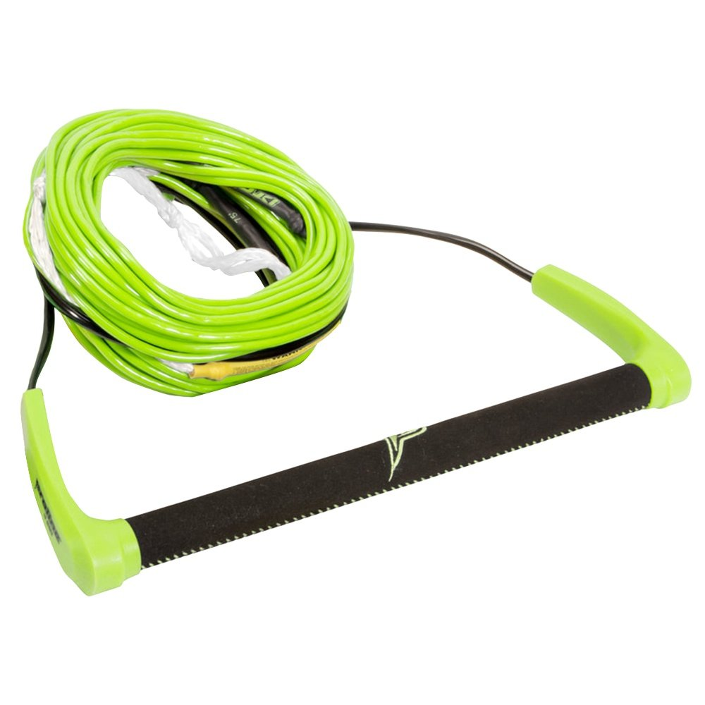 Connelly 75' LG Handle with Dyneema Air Mainline Rope Package - Green