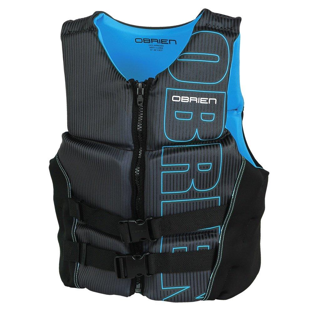 O'Brien Flex V-Back Neoprene Life Vest (Men's) - Blue