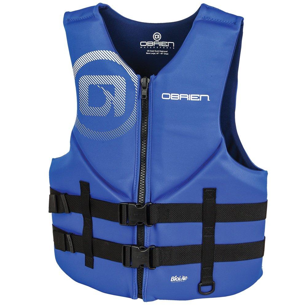O'Brien Traditional Neoprene Life Vest (Men's) - Blue