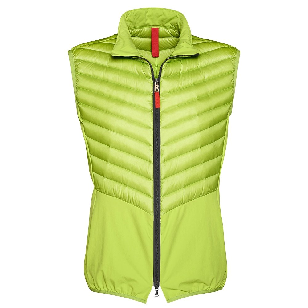 Bogner Fire + Ice Bent-D Down Vest (Men's) - Lime