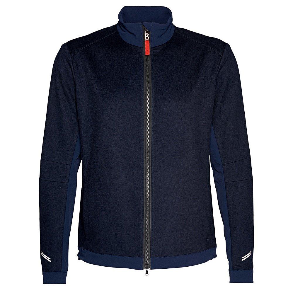 Bogner Fire + Ice Dex Fleece Wool Jacket (Men's) - Ink