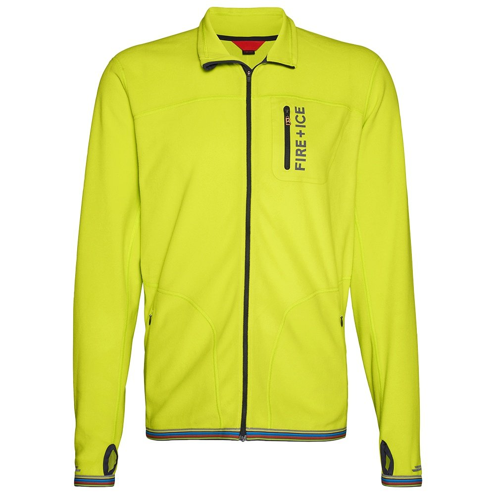 Bogner Fire + Ice Padis Fleece Jacket (Men's) - Lime