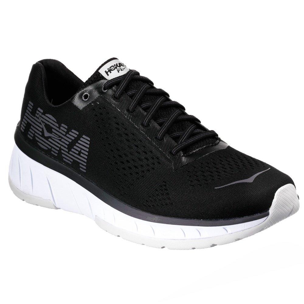 Hoka One One Cavu Running Shoe (Men's) - Black/White