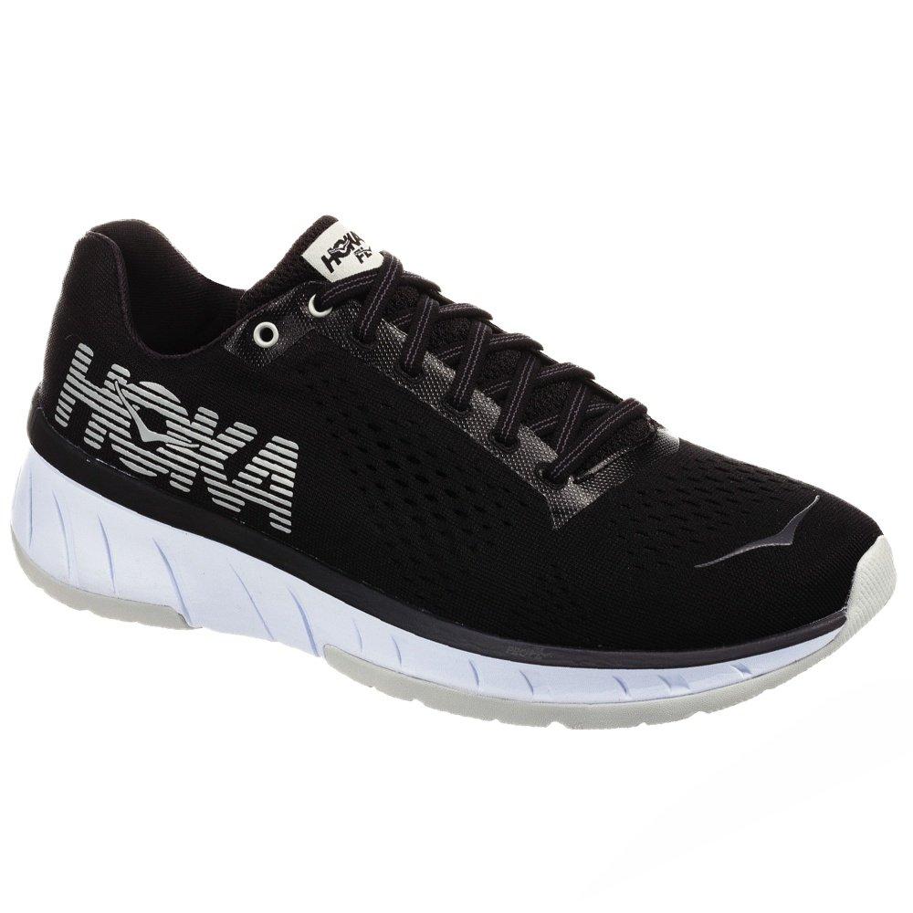 Hoka One One Cavu Running Shoe (Women's) - Black/White