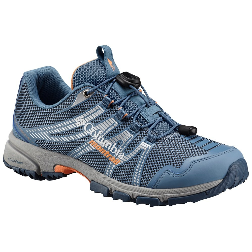 Montrail by Columbia MT Masochist IV Running Shoe (Women's) - Dark Mirage/Jupiter