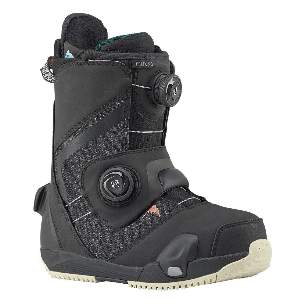 Burton Felix Step On Snowboard Boot (Women's) - Black