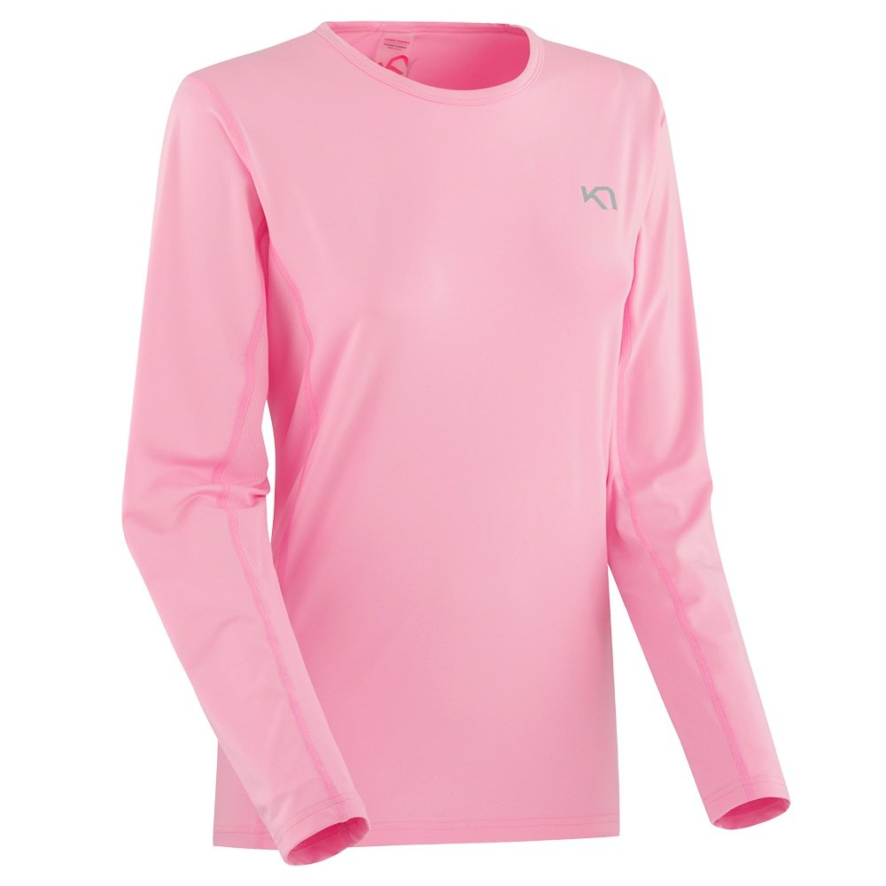 Kari Traa Nora Long Sleeve Running Shirt (Women's) - Prism