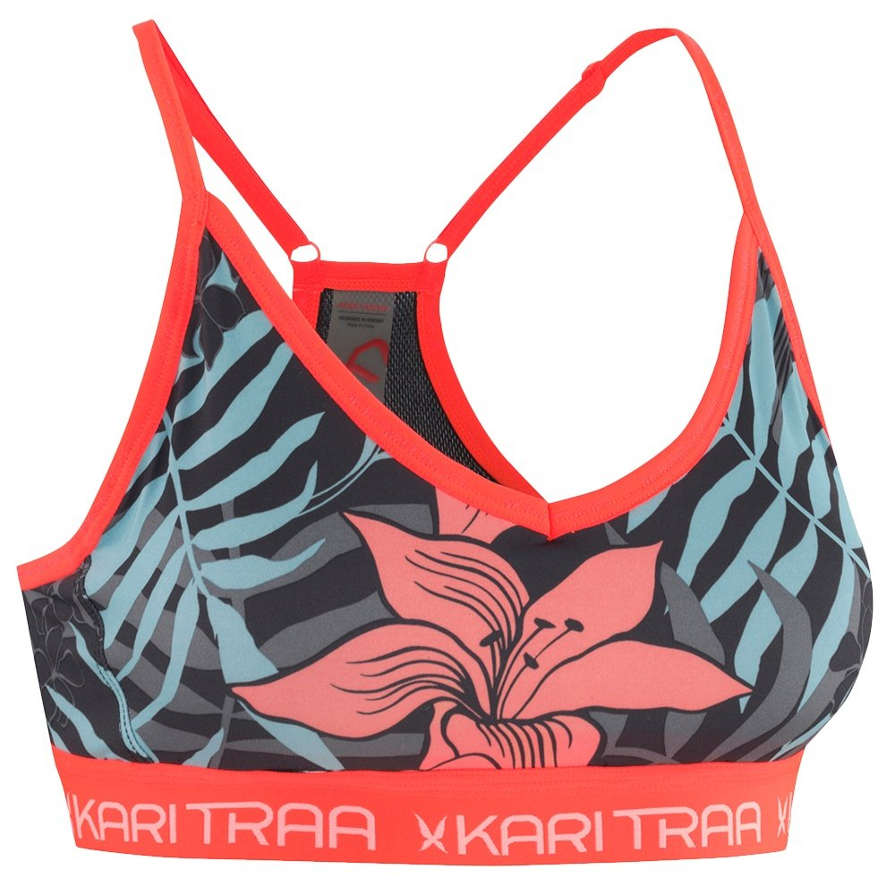 Kari Traa Var Sports Bra (Women's) - Coast