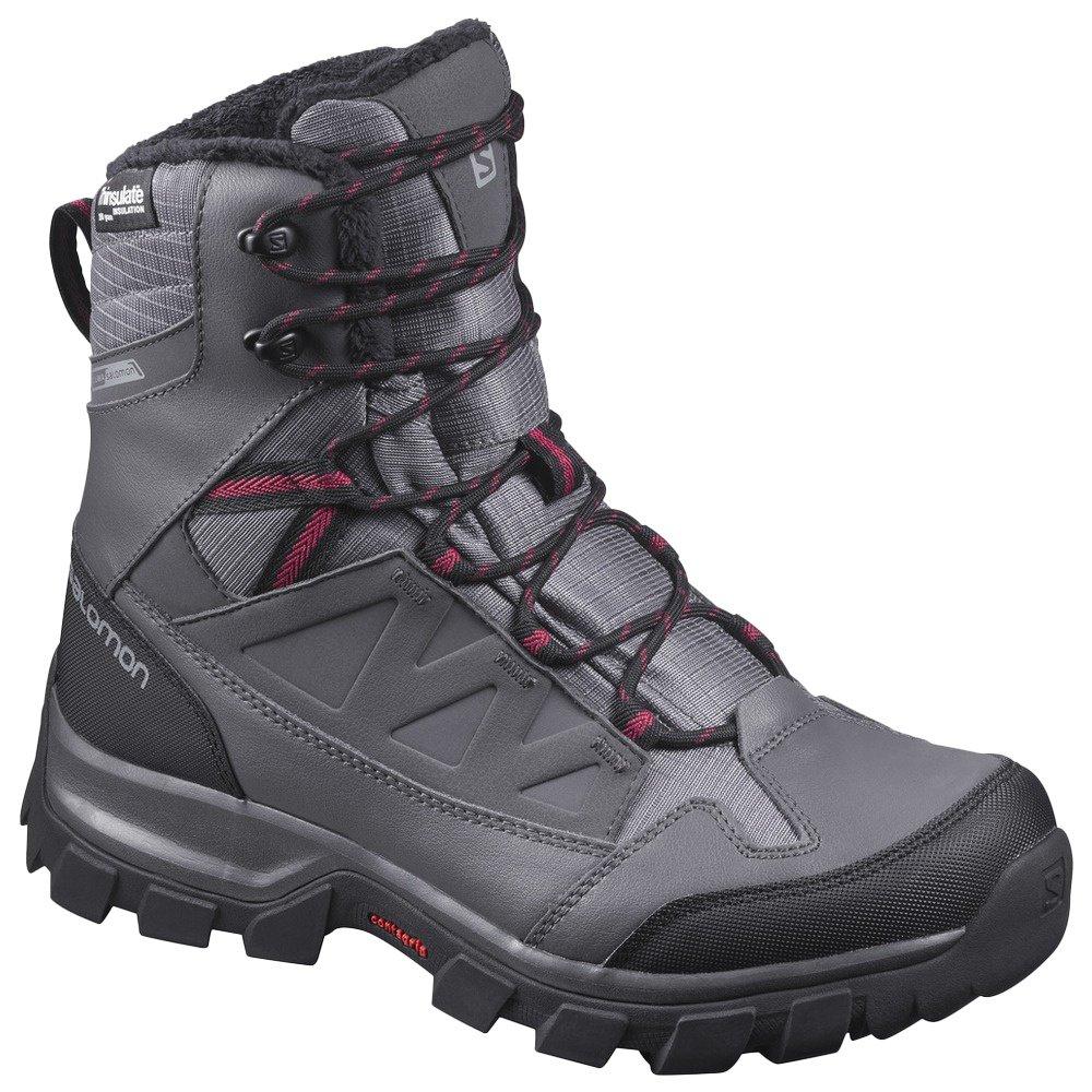 Salomon Chalten Thinsulate Climashield Waterproof Boots (Women's) - Quiet Shade