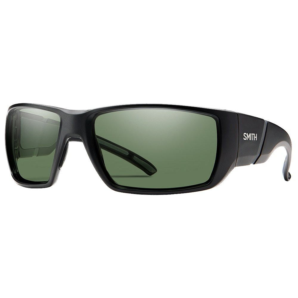 Smith Transfer XL Sunglasses - Matte Black
