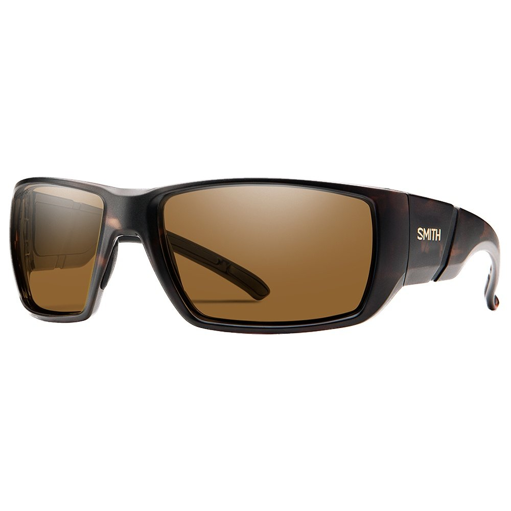 Smith Transfer XL Polarized Sunglasses - Matte Tortoise