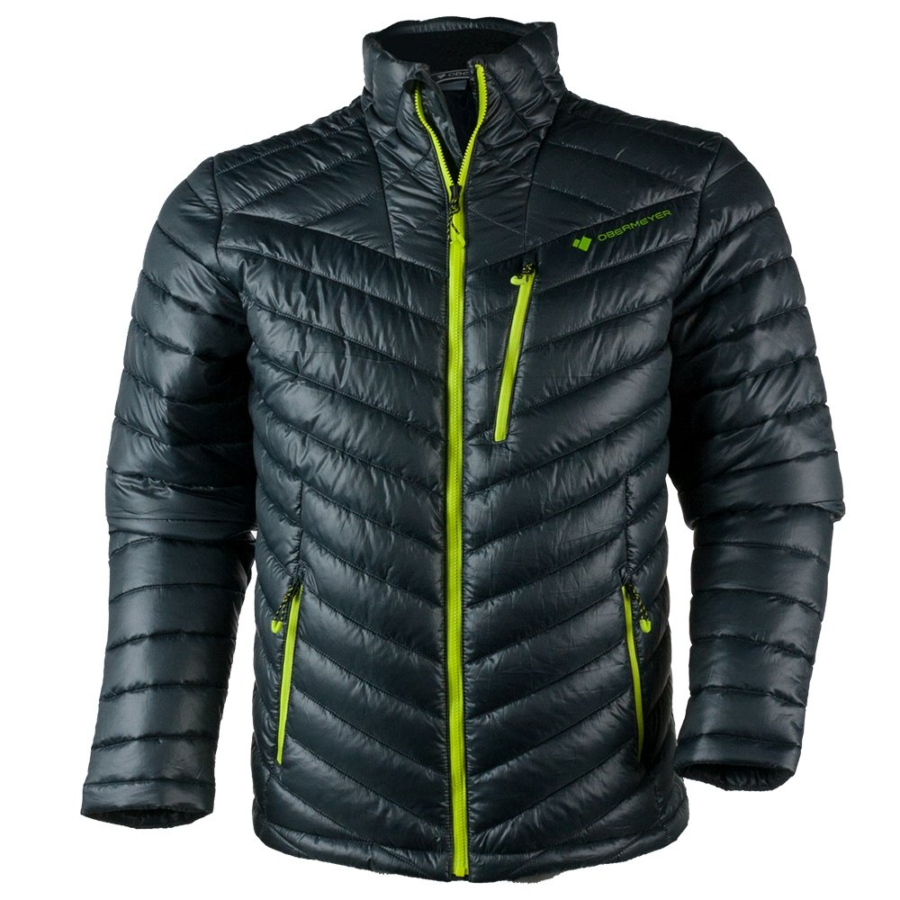 Obermeyer Hyper Insulator Jacket (Men's) - Ebony