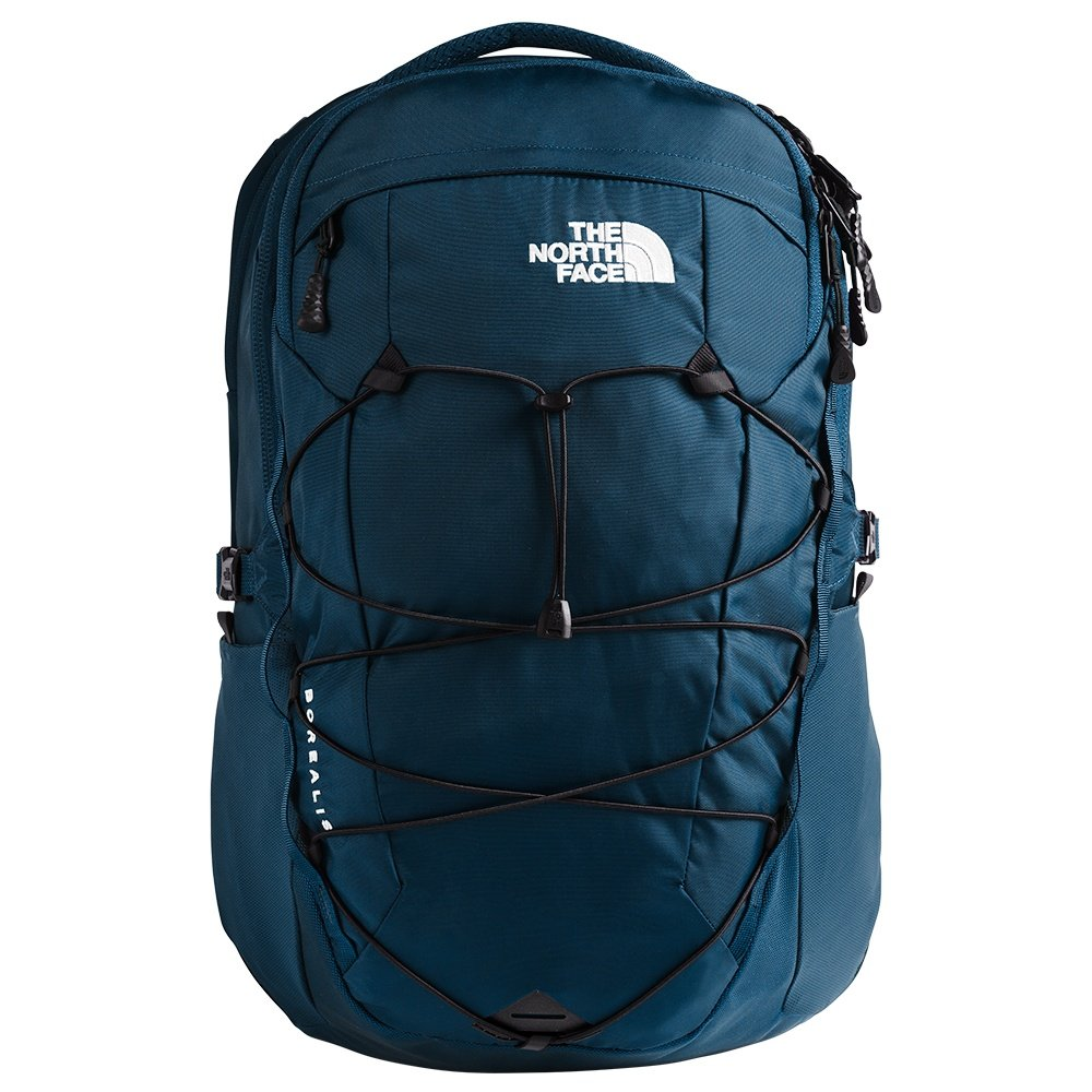 The North Face Borealis Backpack (Men's) - Blue Wing Teal/TNF Black