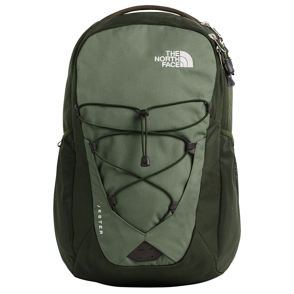 The North Face Jester Backpack (Men's) - New Taupe Green/High Rise Grey