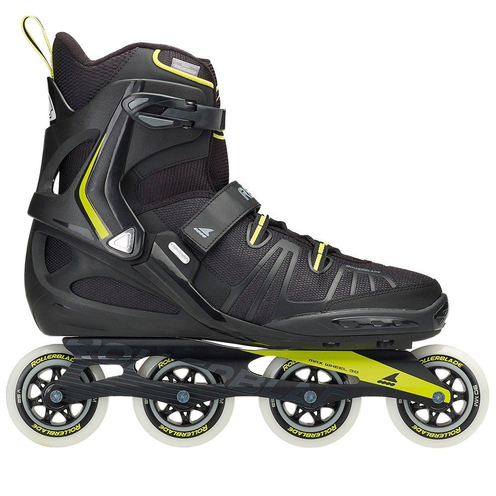 Rollerblade RB XL Inline Skates (Men's) - Black/Lime