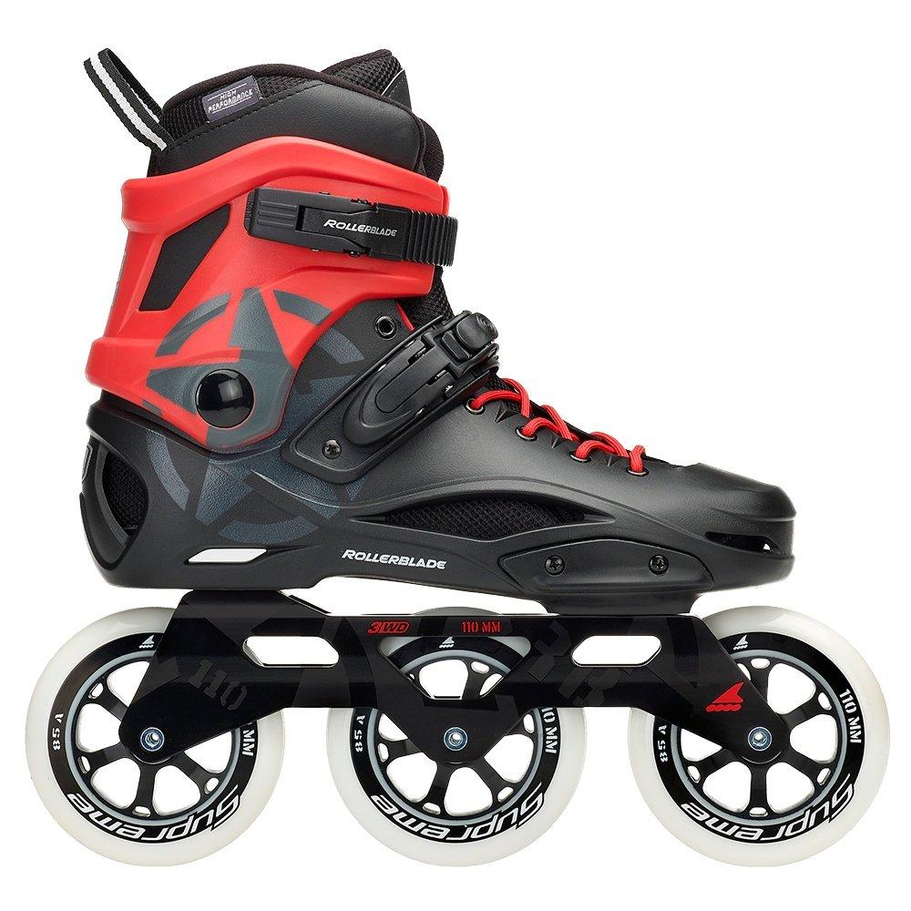 Rollerblade RB 110 3WD Inline Skates (Men's) - Black/Red