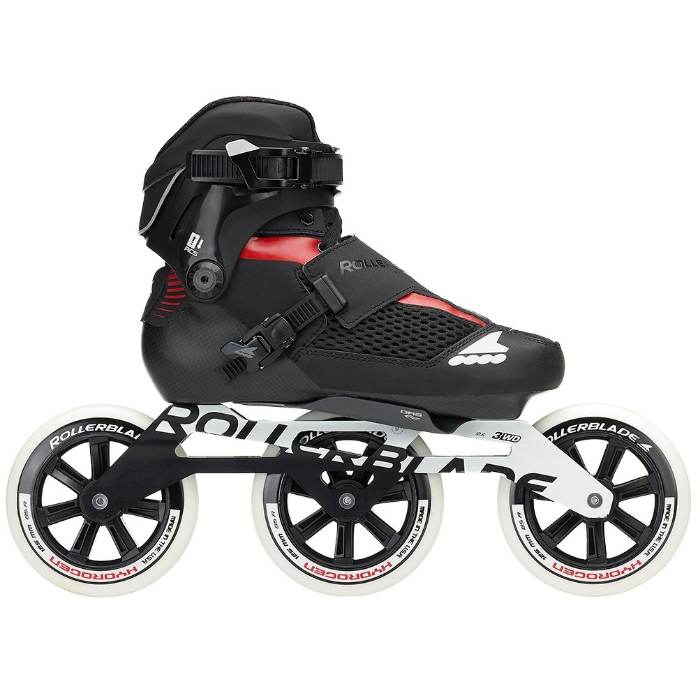Rollerblade Endurance Pro 125 Inline Skates (Men's) - Black/Red