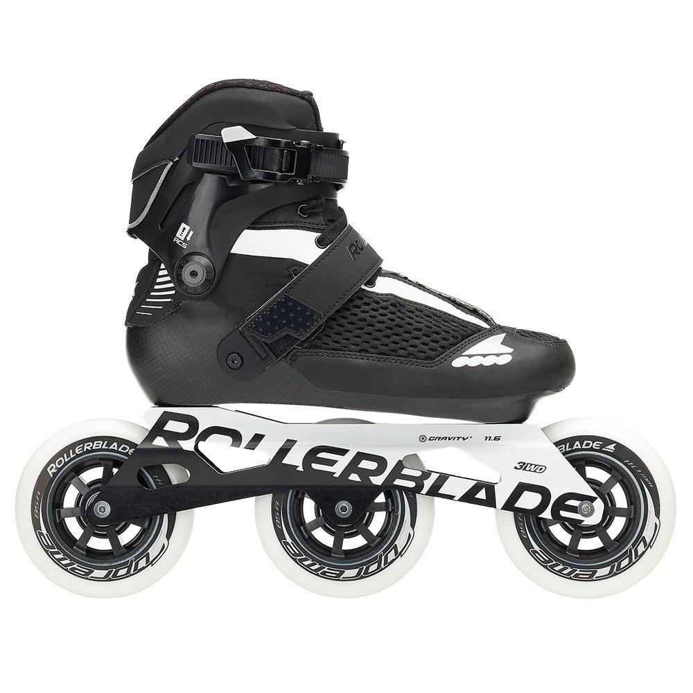 Rollerblade Endurance 110 Inline SKates (Men's) - Black/White