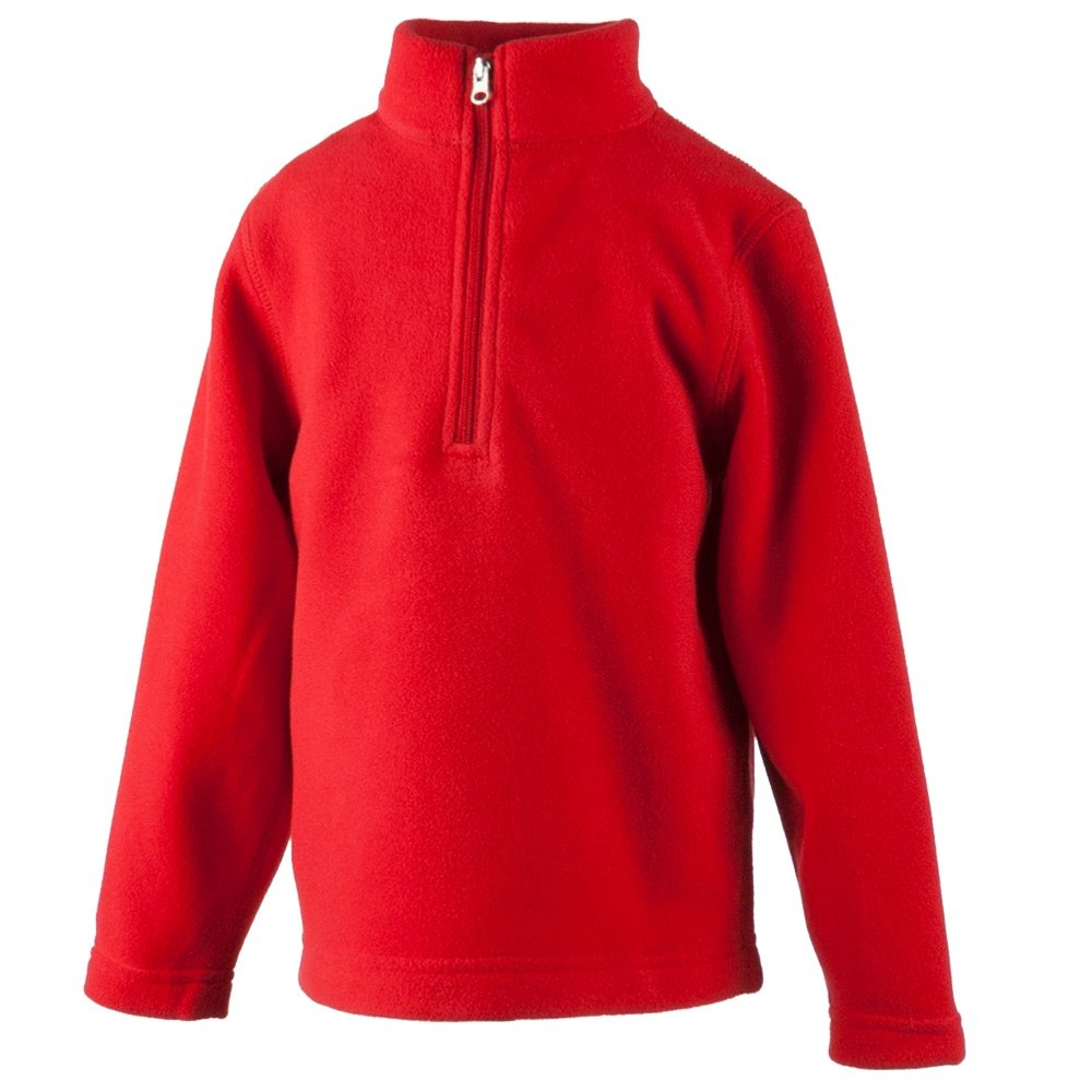 Obermeyer Ultragear 100 Micro Fleece Top (Kids') - Red