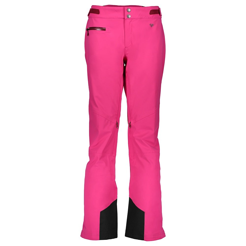 Obermeyer Straight Line Insulated Ski Pant (Women's) - Pink Infusion