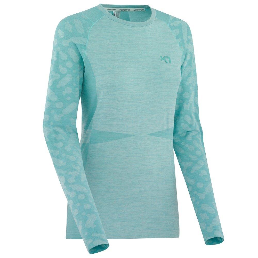 Kari Traa Marit Long Sleeve Running Shirt (Women's) - Glass