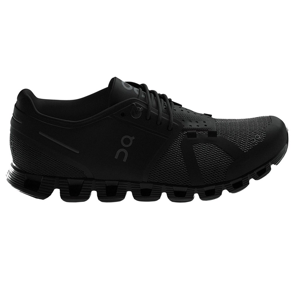On Cloud Running Shoe (Men's) - All Black