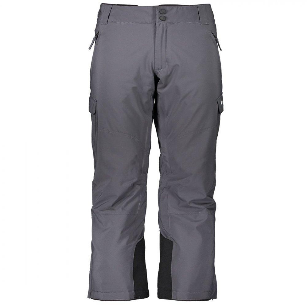 Obermeyer Alpinist Stretch Insulated Ski Pant (Men's) - Ebony