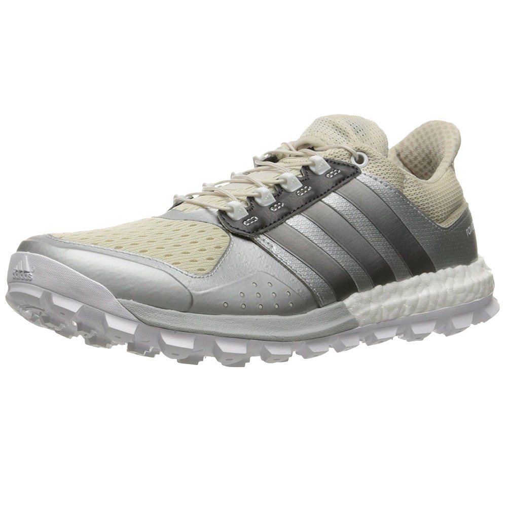 Adidas Raven Boost Shoes (Women's) - Clear Brown/Iron Met/Matte Silver