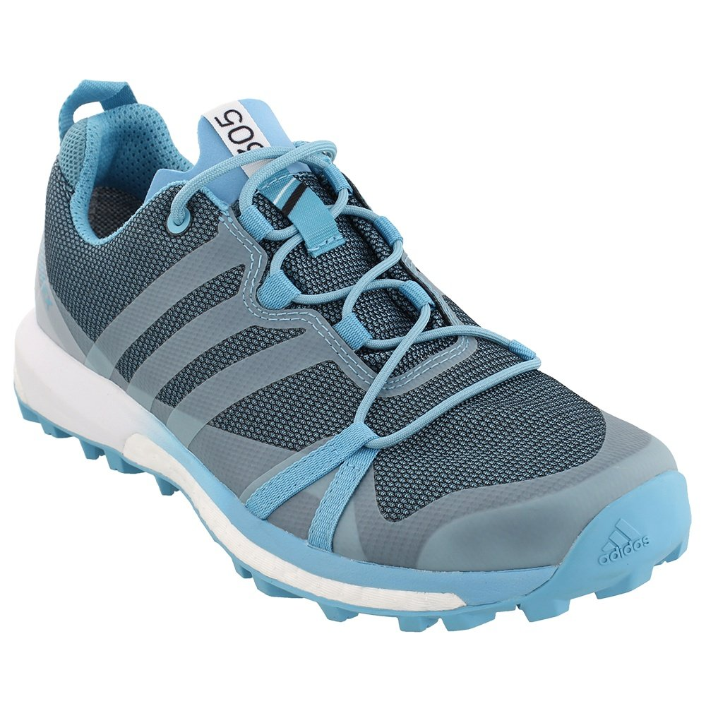 Adidas Terrex Agravix GORE-TEX Running Shoes (Women's) - Vapour Blue