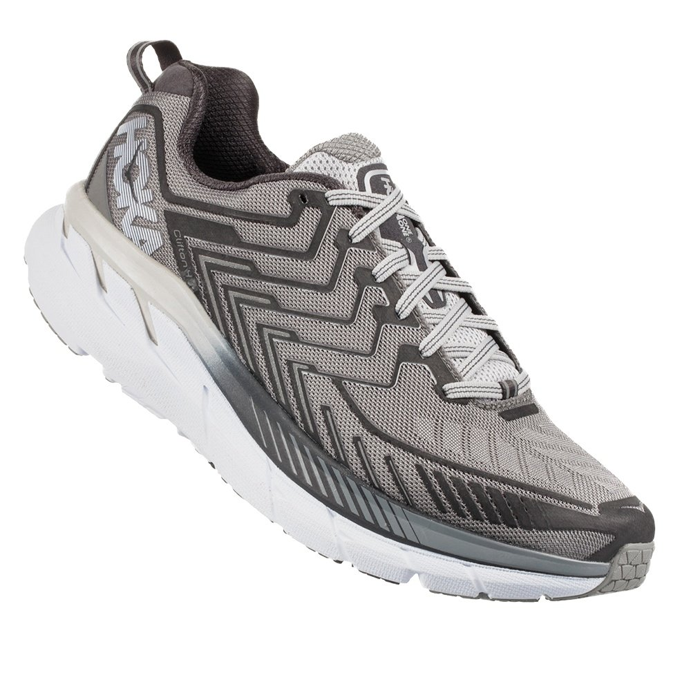 Hoka One One Clifton 4 Wide Running Shoes (Men's) -