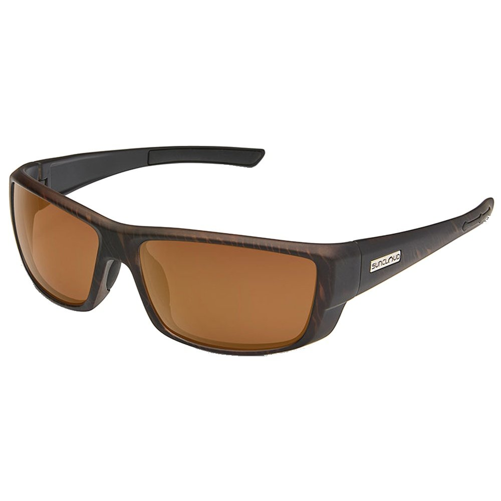 Suncloud Lock Sunglasses - Burnished Brown