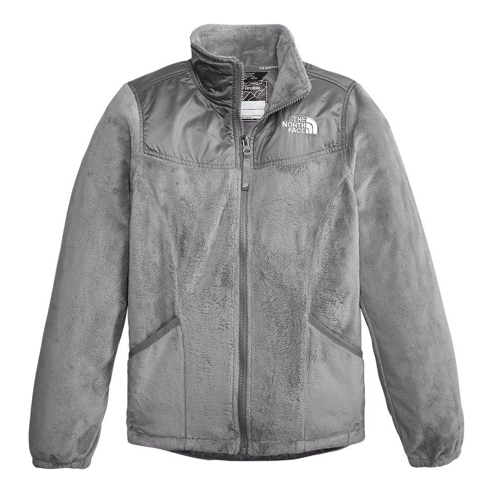 The North Face Osolita 2 Fleece Jacket (Girls') - Mid Grey