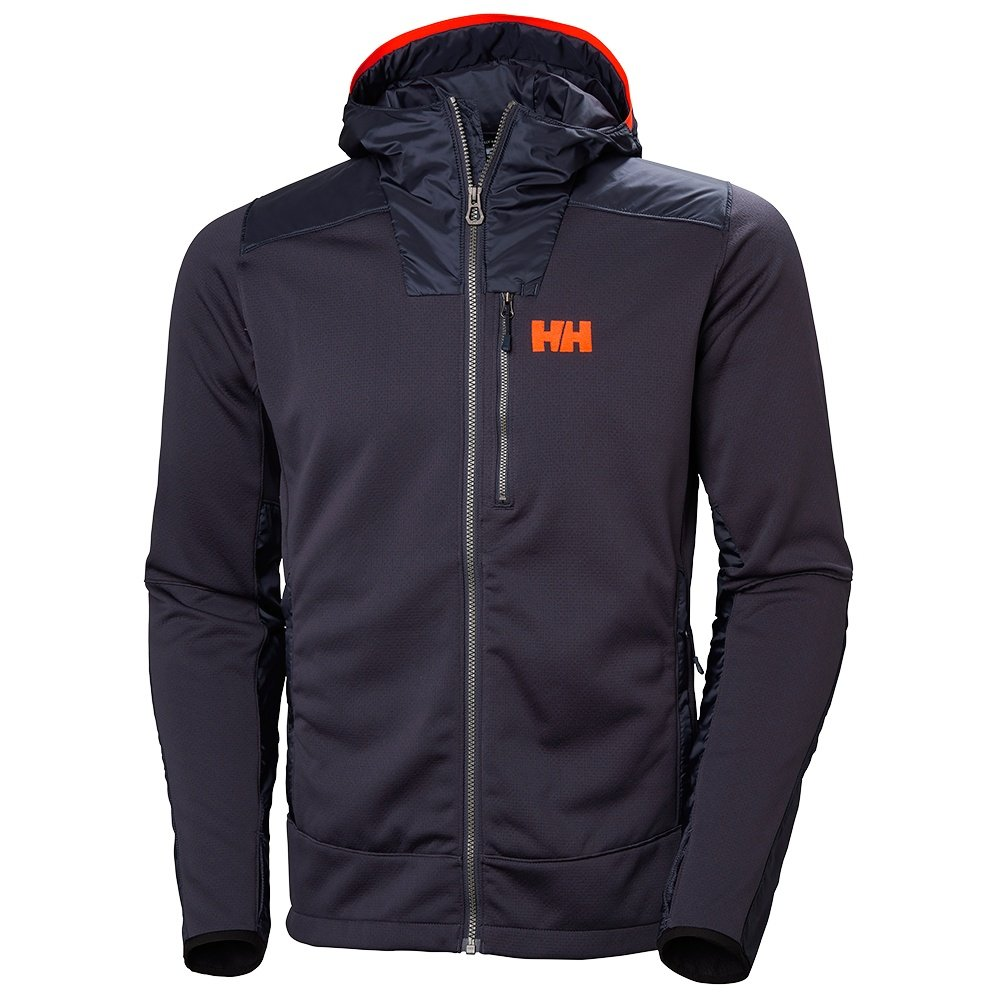 Helly Hansen Ullr Mid-Layer Jacket (Men's) - Graphite Blue