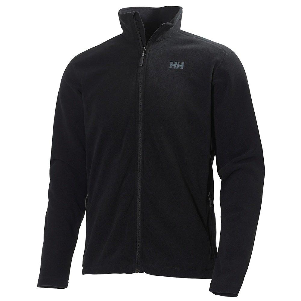 Helly Hansen Daybreaker Full Zip Fleece Mid-Layer (Men's) - HH Black