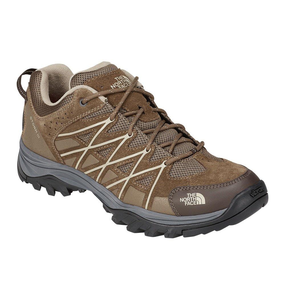 The North Face Storm III Hiking Shoe (Men's) - Weimaraner Brown/Shroom Brown