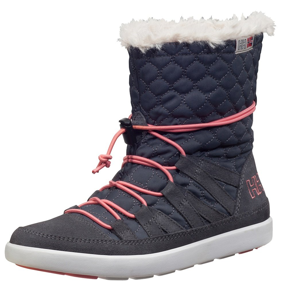 Helly Hansen Harriet Winter Boot (Women's) - Charcoal