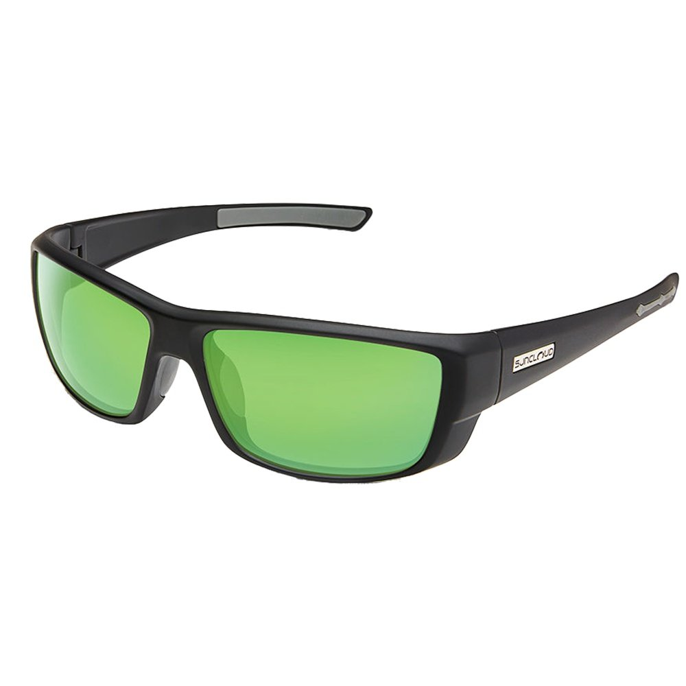 Suncloud Lock Sunglasses - Matte Black