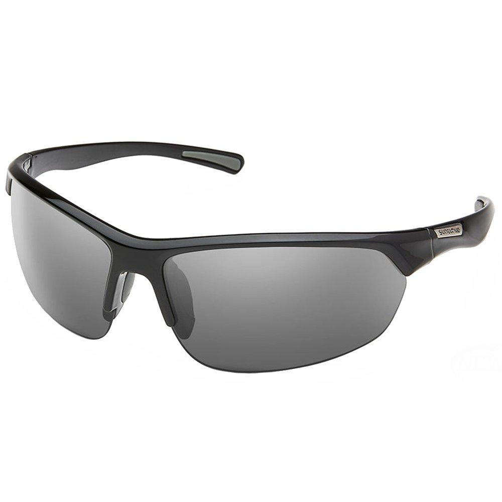 Suncloud Slice Sunglasses - Black