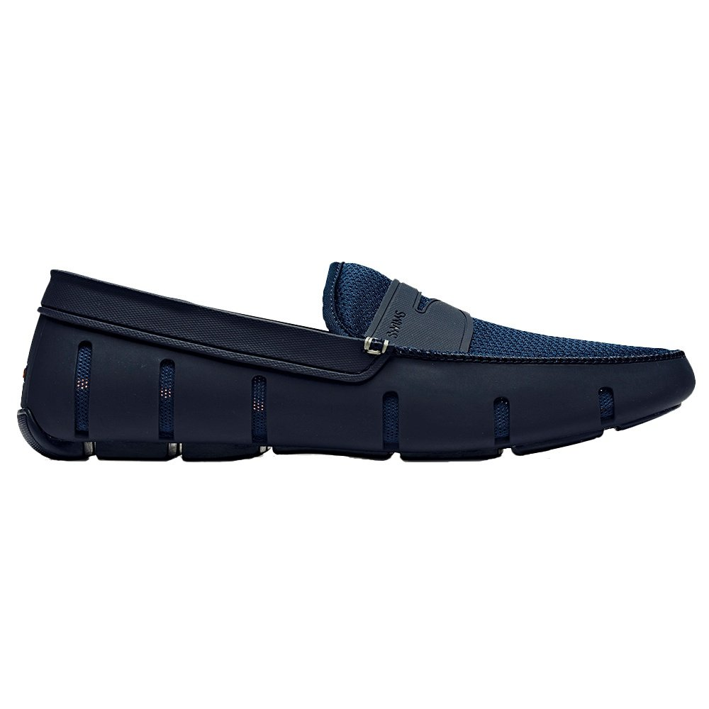 SWIMS Penny Loafer (Men's) - Navy