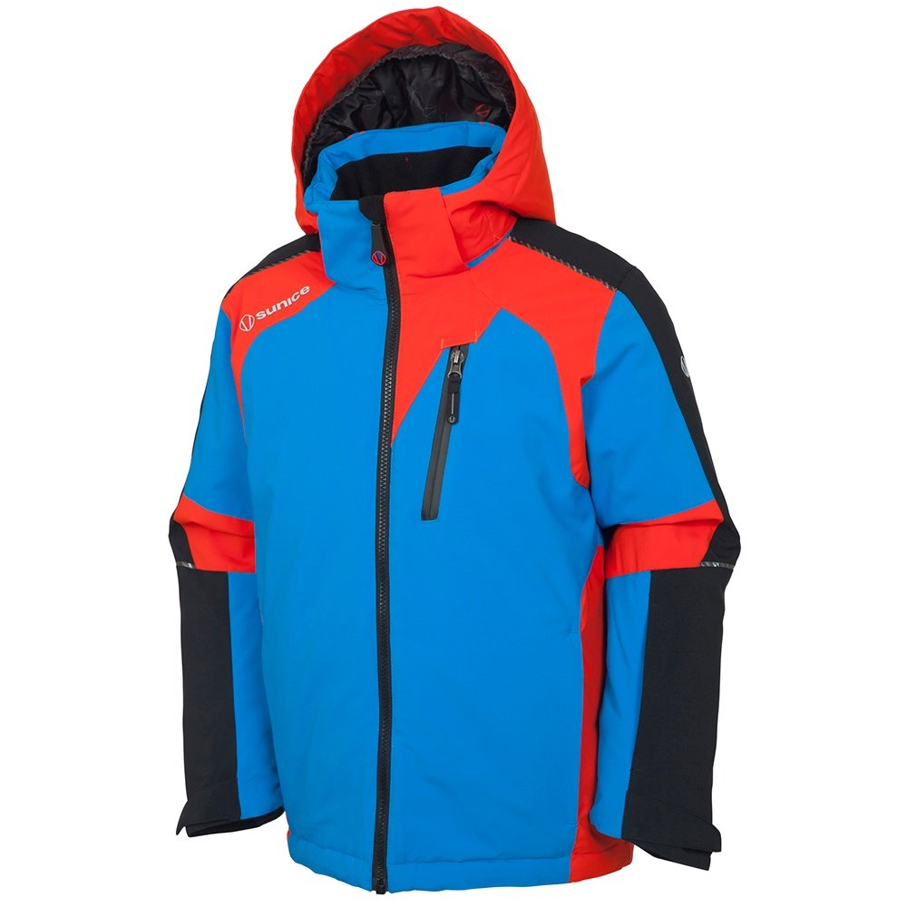 Sunice Mason Ski Jacket (Boys') - Intense Blue