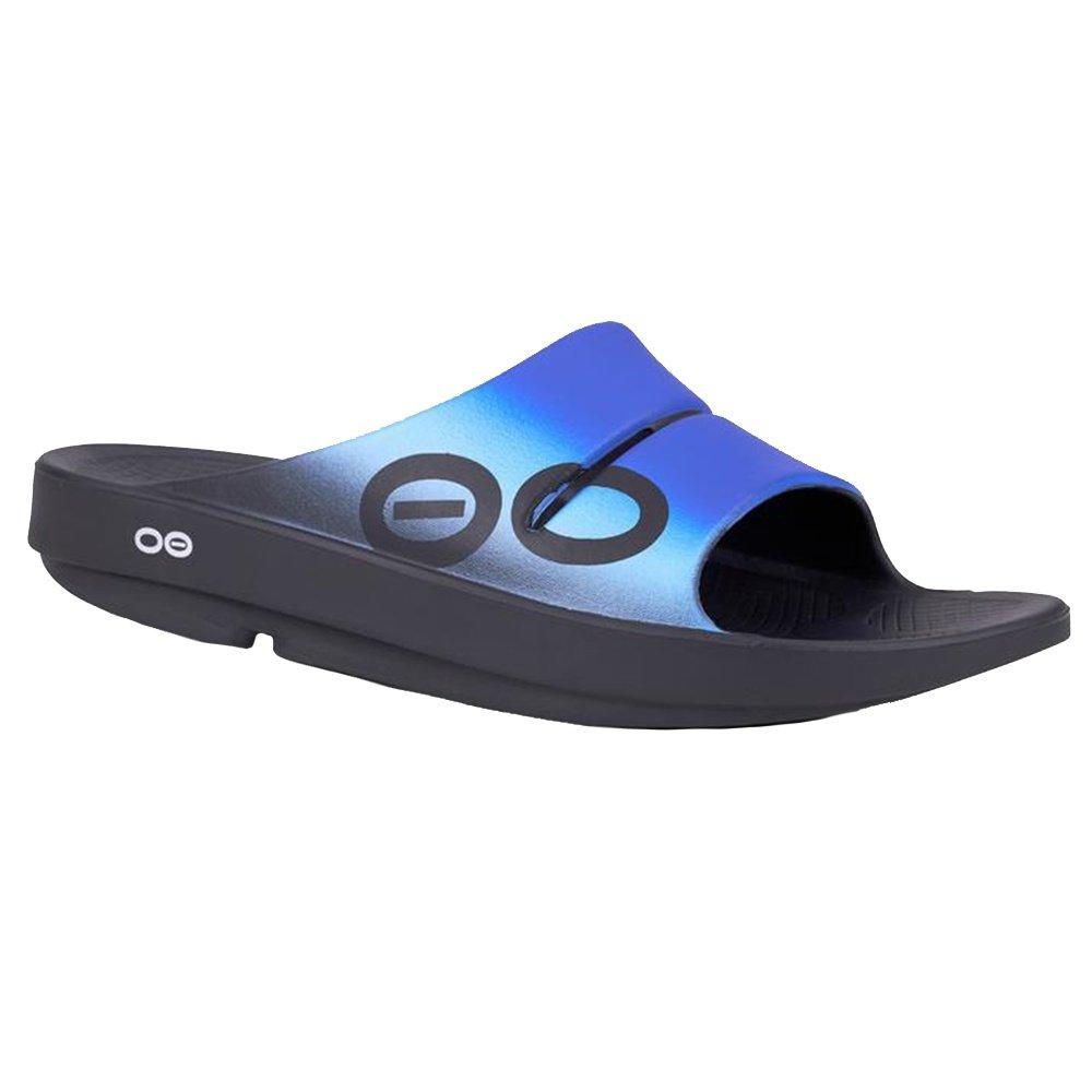 OOFOS OOahh Sport Slide Sandals (Adults') - Wave