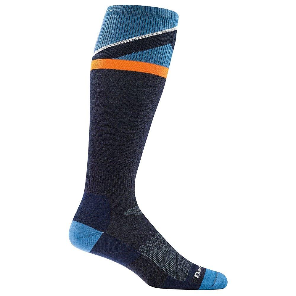 Darn Tough Mountain Top Light Ski Sock (Men's) - Navy