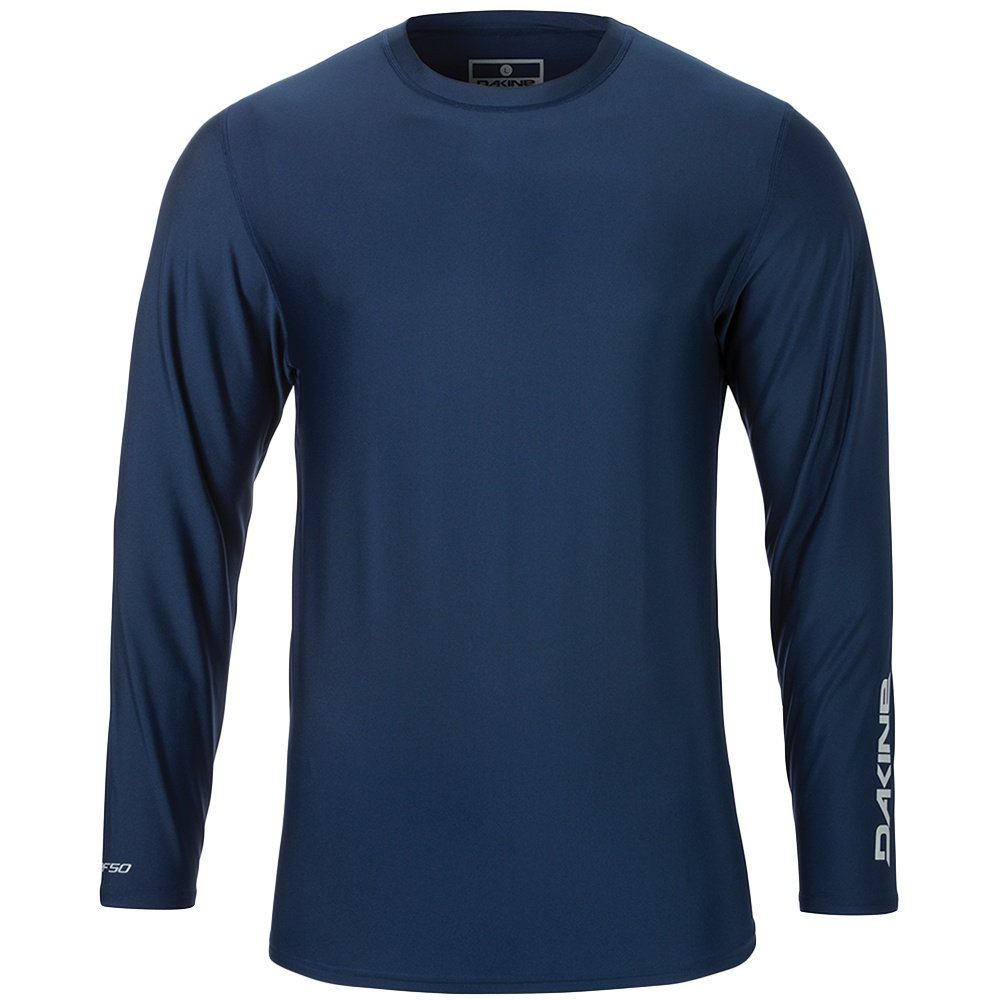 Dakine Heavy Duty Loose Fit Long Sleeve  Rash Guard (Men's) - Resin