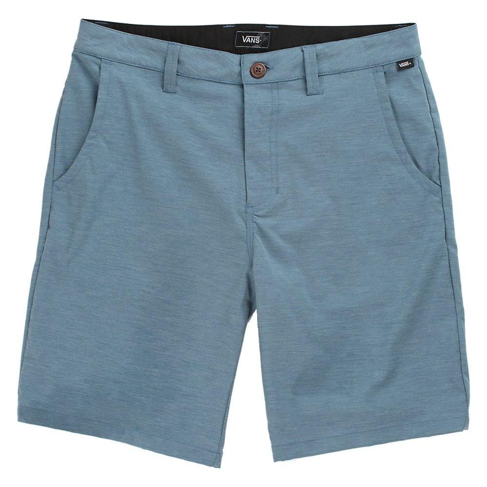 Vans Microplush Decksider Short (Men's) - Copen Blue