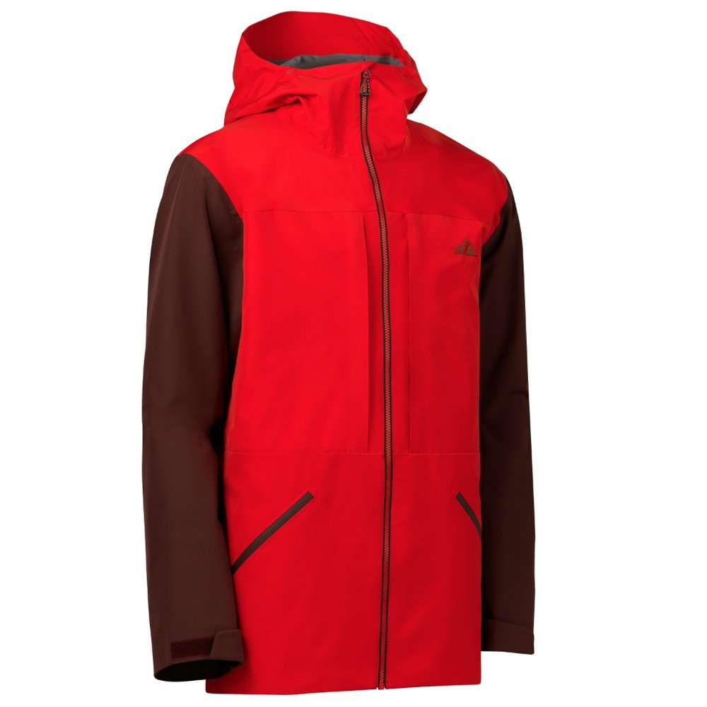 Strafe Nomad Ski Jacket (Men's) - Red