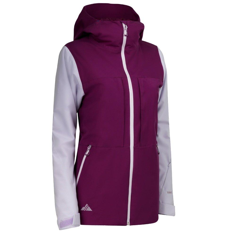 Strafe Lucky Insulated Ski Jacket (Women's) - Purple Berry